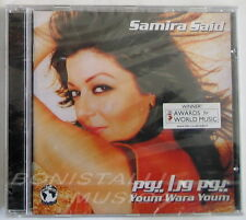 SAMIRA SAID - YOUM WARA YOUM - CD Sigillato