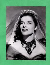 Katherine Hepburn 1940's Chocolate Clovis Premium Photo Very Rare High Quality