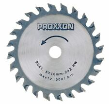TCT Saw Blade for Proxxon FET Table Saw From Chronos 28734