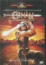 DVD  CONAN LE DESTRUCTEUR  (ARNOLD SCHWARZENEGGER)