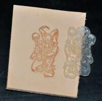 JOKER plastic emboss plates for stamping Veg Tan Tooling Leather. 50 variations