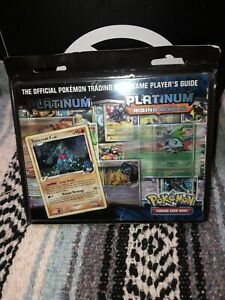Pokemon Platinum Rising Rivals w Toxicroak TCG Trading Card Game Player's Guide