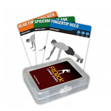 FitDeck Combat Sports Exercise Playing Cards
