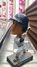 NY YANKEES STADIUM Gary Sanchez BOBBLEHEAD SGA 4/30/2017 + TICKET STUB