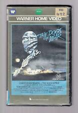 The Dogs Of War - 1981 - VHS - War/Action