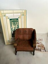Take A Seat by Raine Billiard Room c. 1895 chair New In Box