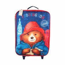 Children's Paddington Bear Suitcase Hand Luggage - Travel Cabin Bag