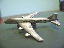 NEW OLD STOCK- VINTAGE PEWTER  AIRPLANE BROOCH!!!