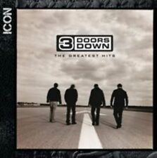 3 DOORS DOWN - ICON: THE GREATEST HITS NEW CD