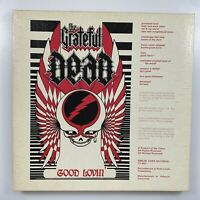 GRATEFUL DEAD / GOOD LOVIN' 4-LPs M- Fillmore West 7-2-71 Smilin' Ears Not TMOQ