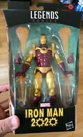 "Marvel Legends 6"" Iron Man 2020 Walgreens Exclusive Sealed Arno Stark IN HAND"