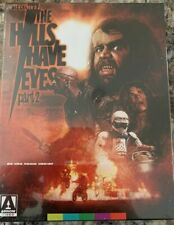 The Hills Have Eyes Part 2 Blu ray*Arrow Video*Limited Edition*OOP*Sealed/NEW