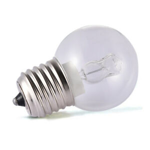 E27 40W Warm White Oven Cooker Bulb Lamp Heat Resistant Light 220-240V 500°C RE