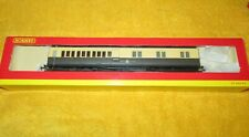 HORNBY R4223A GWR CLERESTORY BRAKE COACH 3380 NEW BOXED OO GAUGE