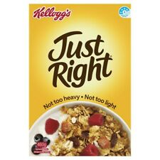Kellogg's Just Right Breakfast Cereal With Whole Grains Apricot Pieces And Su...