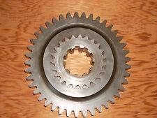 Massey Ferguson 50 PTO Drive Gear and Drive Gear Hub (HI CLR) 182799M1, 180798M1