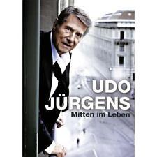 Udo Jürgens : Mitten im Leben Songbook Klavier/Gesang/Gitarre 9790204905324