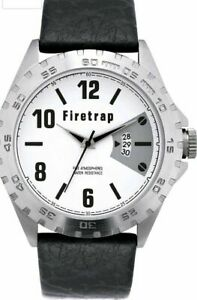 Firetrap FT1017S Gents Analogue Strap Watch - New Boxed