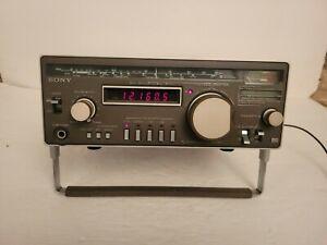 SONY CRF 1 shortwave radio
