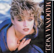 MADONNA  Angel / Angel dance mix  45 with PicSleeve