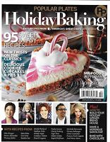 Popular Plates Holiday Baking Magazine Peppermint Swirl Cheesecake Best Recipes