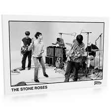 The Stone Roses Classic 003 Framed Canvas Print