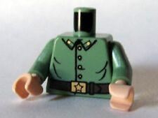 Lego Indiana Jones Minifigure body Torso Russian Guard Minifig Part 7627 7628