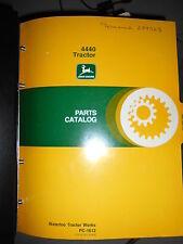 John Deere 4440 tracteur : catalogue de pièces