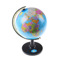 14cm Chinese English World Globe Country Region Map Geography Learning Toy_AU