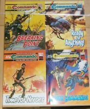 Commando comic #5411 #5412 #5413 #5414 - 20th Feb 2021