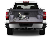 T315 Zombie Tailgate Wrap Vinyl Graphic Decal Sticker LAMINATED