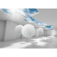 Vlies Fototapete 3D - Abstrakt Tapete Wandbilder XXL Wandtapete Dekoration