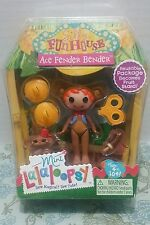 Mini Lalaloopsy Doll Ace Fender Bender Silly Fun House Monkey Banana #2 Of 10