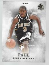 3d9d16035 Chris Paul 2012-13 Upper Deck SP Authentic NBA Basketball Card   19