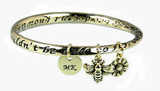 4031655 Bumble Bee Bangle Bracelet MK Consultant Gift Mary Director Consistency
