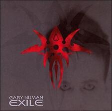 Exile by Gary Numan (CD, 1997, Eagle Records (USA)) Bonus Track