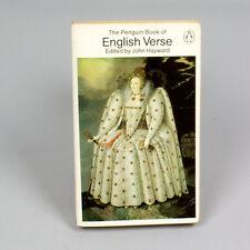 Il Pengiun Libro Di Inglese Versi di John Hayward - Libro in brossura