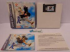 Console Gioco Game Boy GameBoy Advance EUR Konami WINTER X GAMES SNOWBOARDING 2