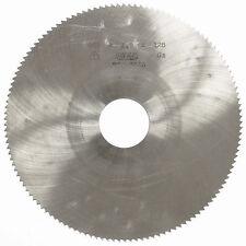 Lama sega circolari taglio dei metalli HSS 154 x 1 32 128 DENTI DADO Alesatore