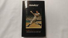 1993 Pinnacle Joe DiMaggio 30 Card Set Tin