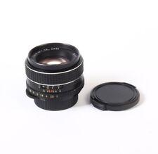 Pentax Asahi Pentax SMC Takamar 55m F/2 M42 ES Mount Prime Lens (REF607)