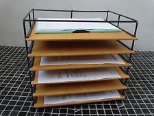 Archivador din-a4 almacén de documentos mesa de escritura archivador Kontor diseño industrial