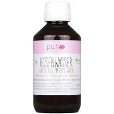 250 ml Rosenwasser Bio naturrein pure Organic Rose Water in PET
