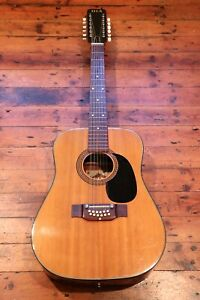 ∞ PROJECT ∞ Japanese 1960's Terada 12 String Acoustic Guitar (Martin Strings) ∞