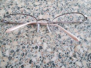 Jaeger purple glasses frames. Mod.294. For spares.