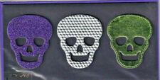 Papyrus Halloween Card Nip Msrp $7.95 Skulls Card (B6)