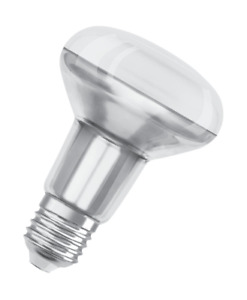 Osram LED Lampe E27 R80 5,9W dimmbar warmweiss 2700K wie 60W