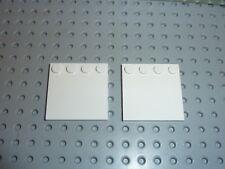 2x LEGO Star Wars white Tile 6179 set 7676 10129 10195 7163 6211 7259 7163 10134