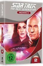 STAR TREK: THE NEXT GENERATION, Season 2 (6 DVDs) NEU+OVP