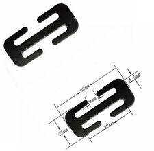 Locking Clip Automotive Hot Metal Car Safety Seat Belt Adjuster